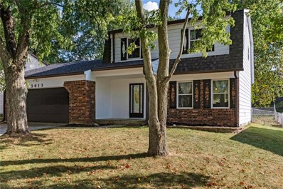 5613 Somers Drive, Indianapolis, IN 46237 - #: 21672736