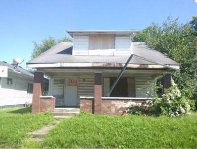 1311 N Ewing Street, Indianapolis, IN 46201 - #: 21672914