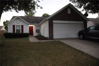 2603 Abalone Drive, Indianapolis, IN 46217 - #: 21672995
