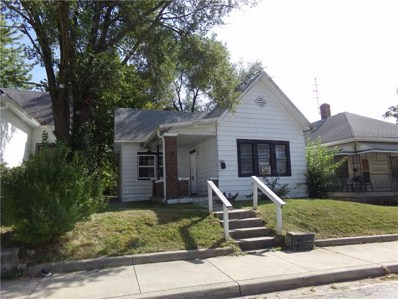 423 N Forest Avenue, Indianapolis, IN 46201 - #: 21673031