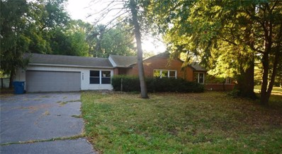 8605 Manderley Drive, Indianapolis, IN 46240 - #: 21673052