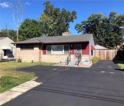 5432 E 16th Street, Indianapolis, IN 46218 - #: 21673194