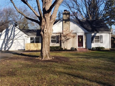 1526 E 80th Street, Indianapolis, IN 46240 - #: 21673270