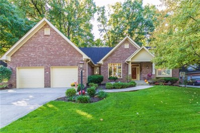 7633 Timber Springs Drive N, Fishers, IN 46038 - #: 21673319