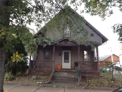 142 W Hendricks Street, Shelbyville, IN 46176 - #: 21673365