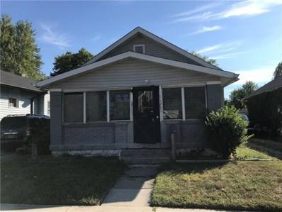 1125 Holmes Avenue, Indianapolis, IN 46222 - #: 21673369
