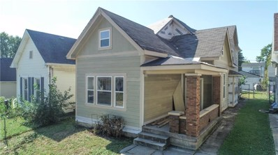 1814 Orleans Street, Indianapolis, IN 46203 - #: 21673380