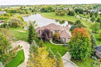 4533 Thicket Trace, Zionsville, IN 46077 - #: 21673414