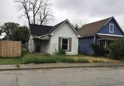 765 W 25th Street, Indianapolis, IN 46208 - #: 21673519