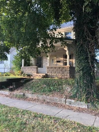 804 Tuttle Avenue, Crawfordsville, IN 47933 - #: 21673535