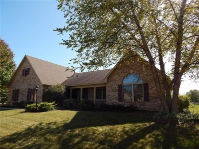1343 McCready Court, Indianapolis, IN 46217 - #: 21673538