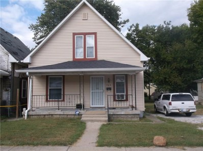 764 W 25th Street, Indianapolis, IN 46208 - #: 21673608