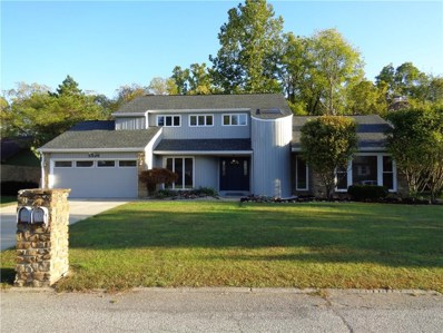 5500 Ridge Hill Way, Avon, IN 46123 - #: 21674133