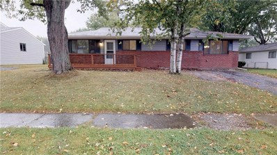 9037 Panorama Court, Indianapolis, IN 46234 - #: 21674459