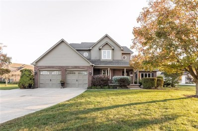 7428 Franklin Parke Boulevard, Indianapolis, IN 46259 - #: 21674734