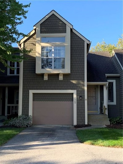 7509 Chatterton Drive, Indianapolis, IN 46254 - #: 21674917