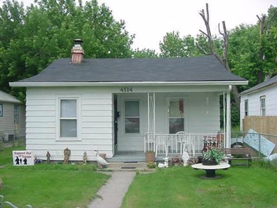 4514 E 17TH Street, Indianapolis, IN 46218 - #: 21674941