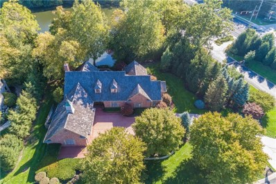 8621 Williamshire West Drive, Indianapolis, IN 46260 - #: 21675203