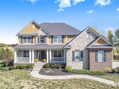 16476 Overlook Park Place, Noblesville, IN 46060 - #: 21675371