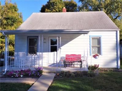 2508 E 4th Street, Anderson, IN 46012 - #: 21675427