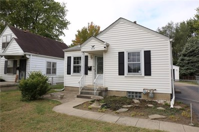 754 S Richland Street, Indianapolis, IN 46221 - #: 21675446
