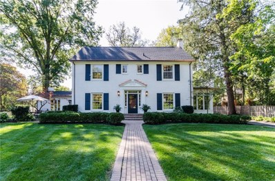 365 E 75th Street, Indianapolis, IN 46240 - #: 21675450