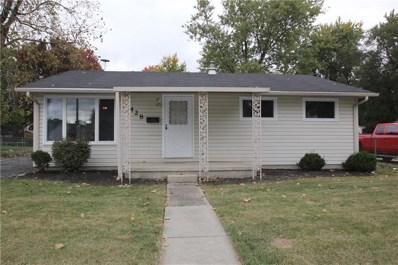 428 E Trevor Street, Brownsburg, IN 46112 - #: 21675643