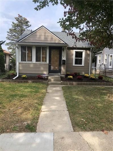 942 E Berwyn Street E, Indianapolis, IN 46203 - #: 21675747