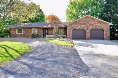 4003 Cedar Hills South Drive, Greenwood, IN 46143 - #: 21675787
