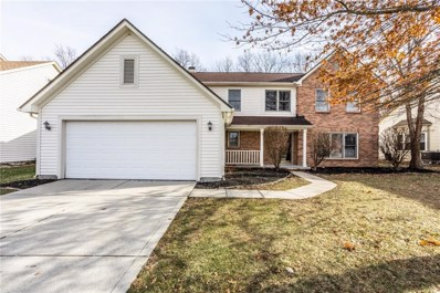7939 Branch Creek Drive, Indianapolis, IN 46268 - #: 21675797