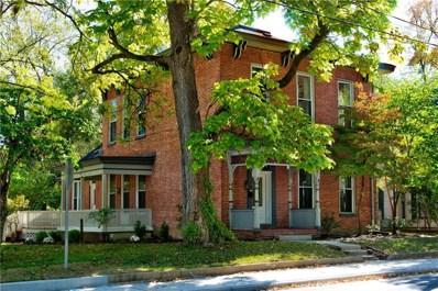 99 N Forsythe Street, Franklin, IN 46131 - #: 21675808