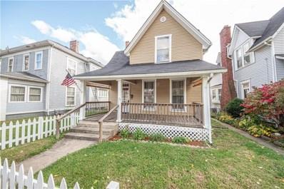 1033 Franklin Street, Columbus, IN 47201 - #: 21675951
