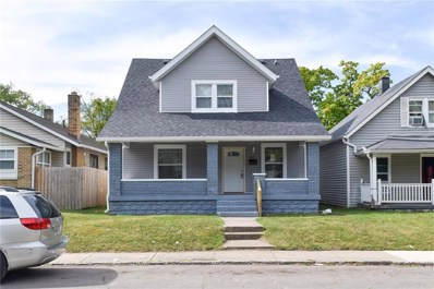 842 N Oakland Avenue, Indianapolis, IN 46201 - #: 21676430