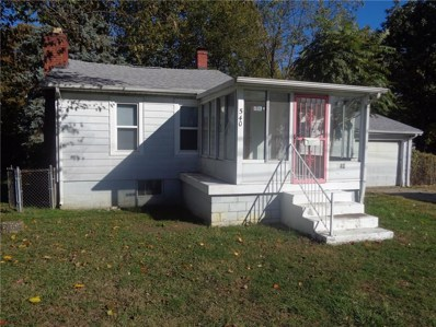 540 E Main, Greenwood, IN 46143 - #: 21676740