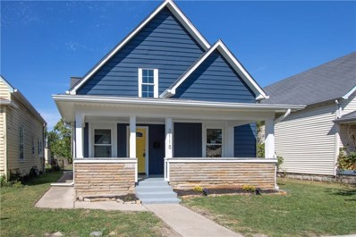 3118 E New York Street, Indianapolis, IN 46201 - #: 21677920