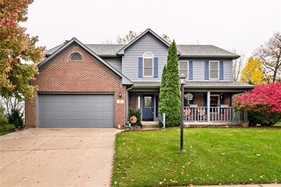 7501 Franklin Parke Woods, Indianapolis, IN 46259 - #: 21678799