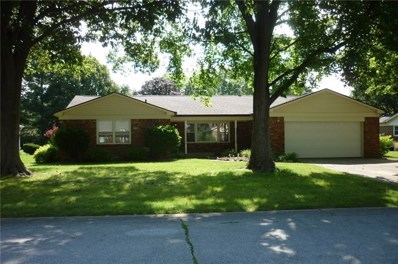 421 Claymont Court, Indianapolis, IN 46234 - #: 21679220