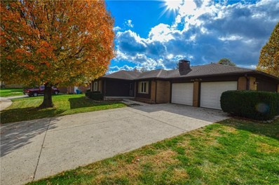 6410 Canna Court, Indianapolis, IN 46217 - #: 21679461