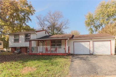 334 Broken Arrow Court, Indianapolis, IN 46234 - #: 21679495