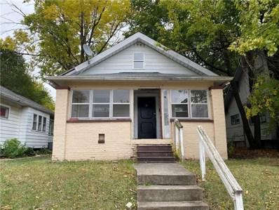 517 N Linwood Avenue, Indianapolis, IN 46201 - #: 21679514