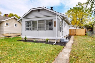 1305 Wallace Avenue, Indianapolis, IN 46201 - #: 21679565