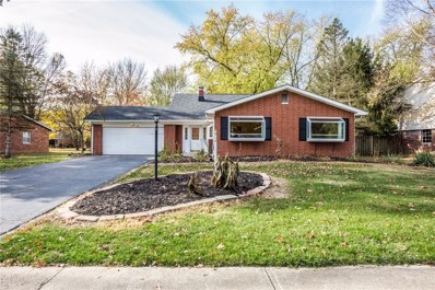 7962 Hoover Lane, Indianapolis, IN 46260 - #: 21679591