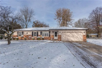 7926 Corey Court, Indianapolis, IN 46227 - #: 21679713