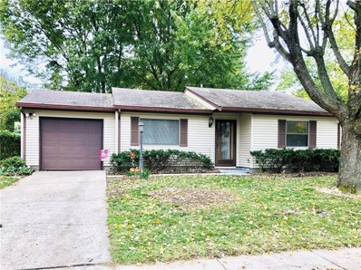 8109 Xenia Drive, Indianapolis, IN 46227 - #: 21679879