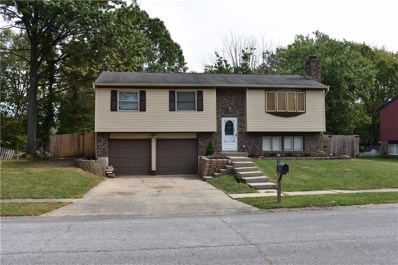 7417 Carolling Way, Indianapolis, IN 46237 - #: 21680104