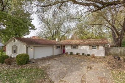 928 W 79th Street, Indianapolis, IN 46260 - #: 21680599