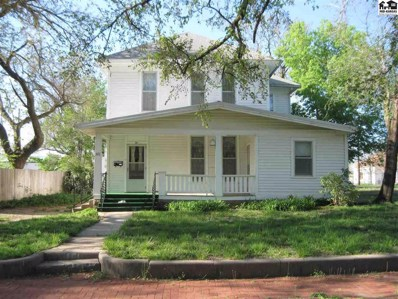 321 E 5th Ave, Hutchinson, KS 67501 - MLS#: 39546