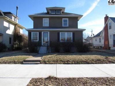 1508 N Main St, Hutchinson, KS 67501 - MLS#: 39756