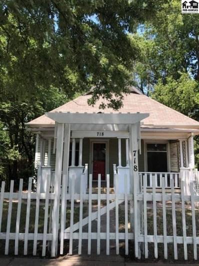 718 E 5th Ave, Hutchinson, KS 67501 - MLS#: 40227