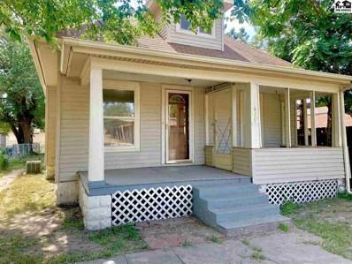 629 E 4th Ave, Hutchinson, KS 67501 - MLS#: 40626